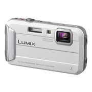 Panasonic-Cameras Lumix Active Lifestyle Tough Dmc-Ts25w, White