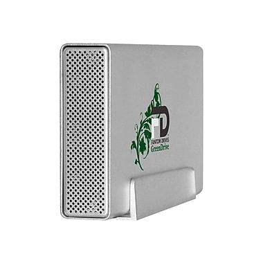Micronet® Fantom GreenDrive3 3TB USB 3.0/2.0 3.5 External Hard Drive