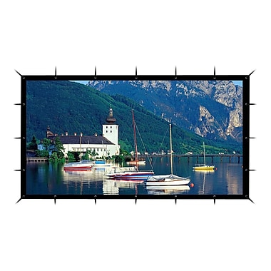 Elite Screens® DIY Screen Series 94inch Projection Screen, 16:9
