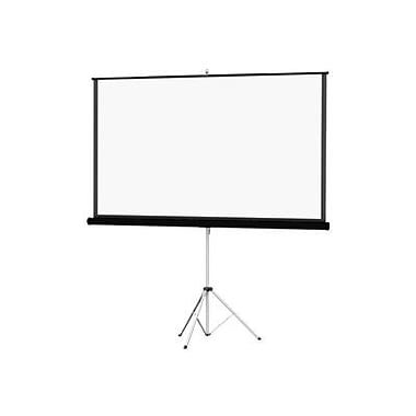 Da Lite® Picture King® 99in. Tri pod Projection Screen, 1:1
