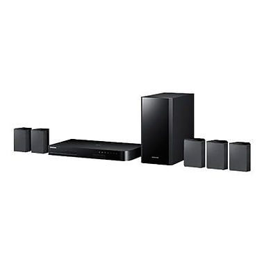 Samsung HT-H4500 500 W 5.1 Channel 3D Blu-Ray Home Theater System, Black