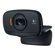Logitech 960-000841 Webcam HD, 2.0 MP, Black