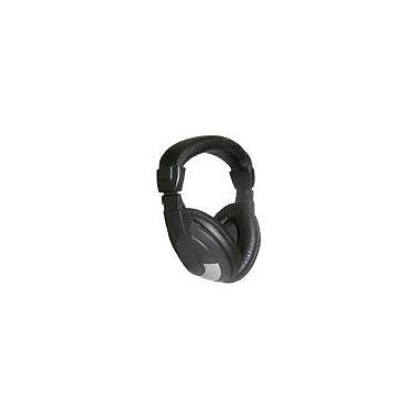 Nady QH-200 Studio Stereo Headphone, Black