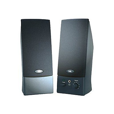Cyber Acoustics CA-2011WB Speaker System, Black