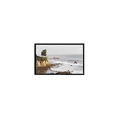 Elite Screens® SableFrame Series 120inch Projection Screen, 16:9, Black frame