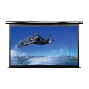 "Elite Screens™ VMAX2 Series 119"" Electric Wall and Ceiling Projector Screen, 1:1, Black Casing"