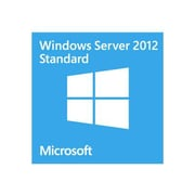 Microsoft® Windows Server 2012 Standard 64 Bit Operating System