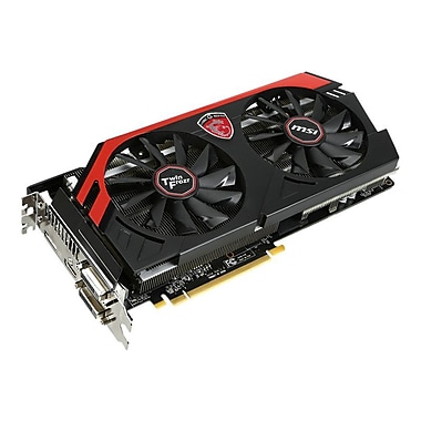 MSI COMPUTER AMD Radeon R9 290 R9 290 GAMING 4G GAMING 4G Express Video Card