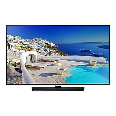 Samsung® 690 Series 32in. 1920 x 1080 Full HD Commercial Hospitality Smart LED TV, Black