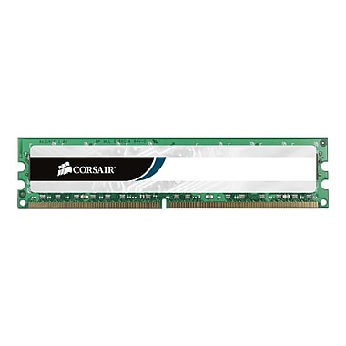 Corsair® 8GB (1 x 8GB) DDR3 (240-Pin DIMM) DDR3 1600 (PC3 12800) Memory Module