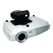 Optoma Black Up To 50 lbs. Low Profile Universal Projector Ceiling Mount