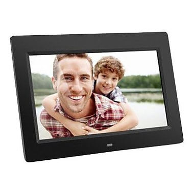 Aluratek ADMPF310F Digital Photo Frame With 4GB Built-In Memory, 10in.