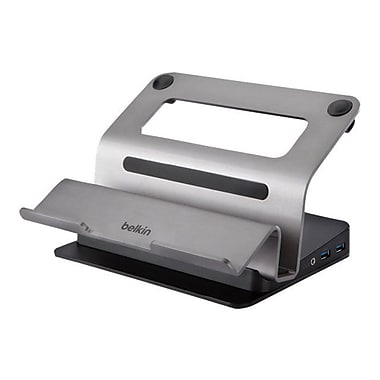Belkin® RJ-45 USB 3.0 Dual Video Docking Stand
