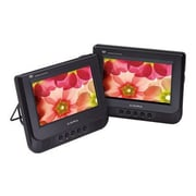 Audiovox® D7121ESK 7 Dual Screen Portable DVD Player