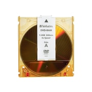 Verbatim® 9.4GB 3X DVD-RAM, Cartridge