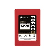 "Corsair® Force Series 240GB 2 1/2"" SATA (6 Gb/s) Internal Solid State Drive"