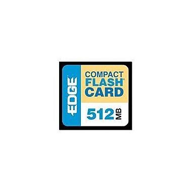 Edge™ EDGDM-179502-PE Premium CompactFlash Card, 512MB