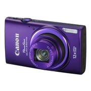 Canon® PowerShot ELPH 340 HS 16MP Compact Digital Still Camera, Purple
