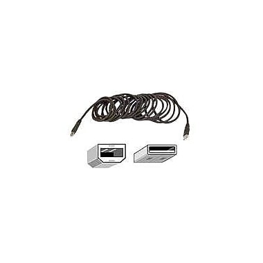 Belkin Pro 16' USB 2.0 Male to Male Data Transfer Cable, Black