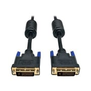 Tripp Lite 3' DVI-Dual Link TMDS Cable, Black