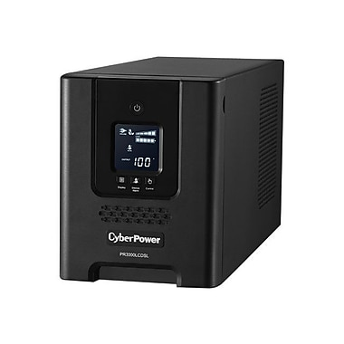 Cyberpower Smart App Sinewave PR3000LCDSL 120 VAC UPS