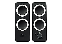 Logitech Z200 10 W Multimedia Speaker System, Black