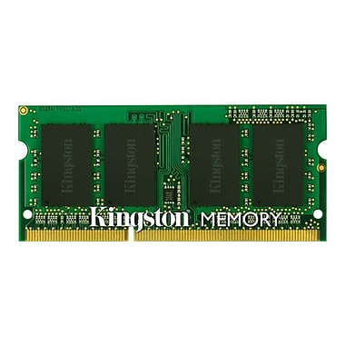 Kingston® 4GB(1 x 4GB) DDR3 (204-Pin SoDIMM) DDR3 1600 (PC3 12800) Memory Module