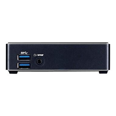 Gigabyte BRIX GB-BXi5-4200 (rev. 1.0) - Core i5 4200U 1.6 GHz - 0 MB - 0 GB