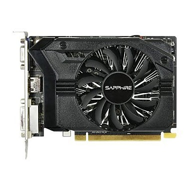 Sapphire AMD Radeon R7 250 2GB DDR3 Plug-in 1800 MHz Graphic Card With Boost