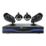 Night Owl L-45-4511 4 Channel 960H DVR With HDMI and 4 x 480 TVL Cameras