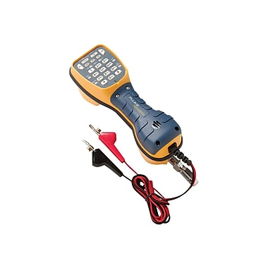 Fluke Networks TS44PRO Voltage Test Set With ABN/PP and RJ11 Plug