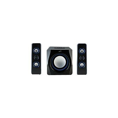 iLive™ IHB23B Wireless Bluetooth 2.1 Speaker System With Subwoofer