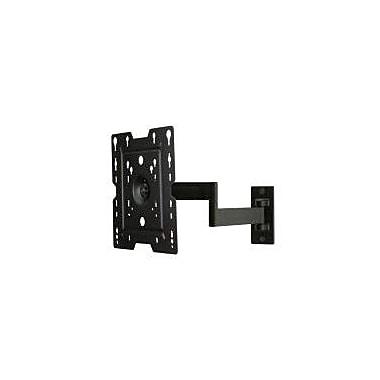 Peerless-AV® SAL737 55 lbs. Articulating Wall Mount For 22in. to 37in. Displays