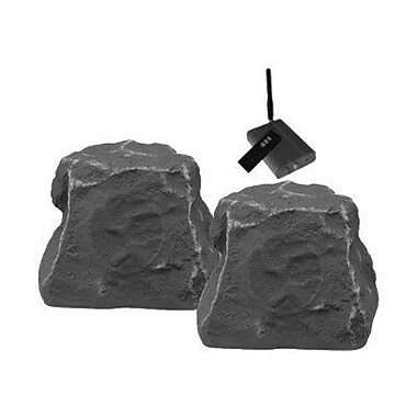 TIC® WRS010 Outdoor Wireless Rock Speaker, Canyon