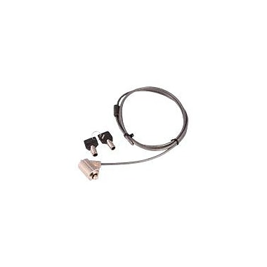 V7® SLK4000-13NB 6.5'-Portable Security Cable With Key Lock