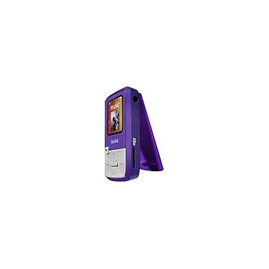 SanDisk Sansa Clip Zip SDMX22 4GB Flash MP3 Player, PurpleSorry, this item is currently out of stock.