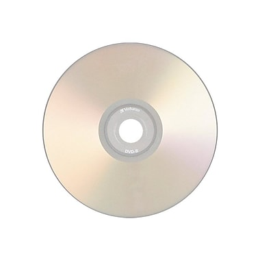 Verbatim 95186 4.7 GB DVD-R Spindle, 50/Pack