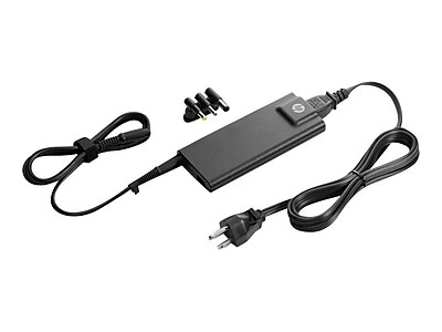 HP Smart Buy H6Y83UT#ABA 90W Slim AC Adapter For HP 250 G2 Notebook, Black