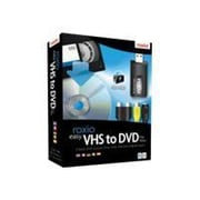 Roxio® Easy VHS to DVD With USB 2.0 TV/Video Capture Device