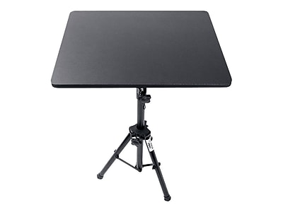 Pyle Pro PLPTS3 DJ Laptop Tripod Adjustable Notebook Computer Stand