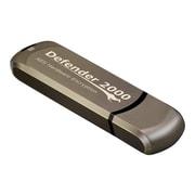 Kanguru Defender 2000™ KDF2000 FIPS 140-2 Level 3, 8GB USB 2.0 Flash Drive xGB