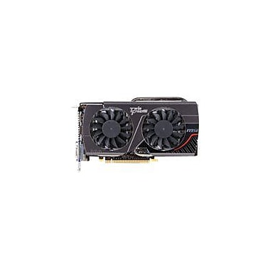MSI N660 TF 2GD5/OC GeForce GTX 660 GPU Graphic Card With NVIDIA Chipset, 2GB GDDR5 SDRAM