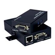 QVS® VGA/WUXGA Over Cat 5/RJ-45 Audio Extender Kit