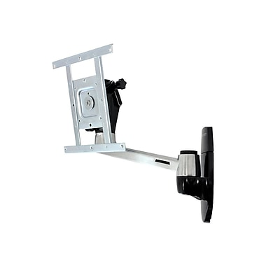 Ergotron® 45-268-026 LX HD Wall Mount Swing Arm For 42
