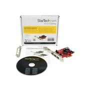 StarTech Port Super Speed USB 3.0 PCI Express Card With SATA Power