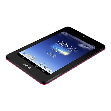 Asus ME173X MeMO Pad HD 7 7 16GB Tablet, Android 4.2 Jelly Bean, Pink