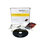 Startech.com® 4 Port PCI Super Speed USB 3.0 Adapter Card