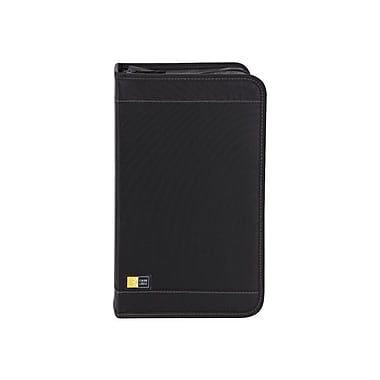 Case Logic® Nylon CD Wallet, Black