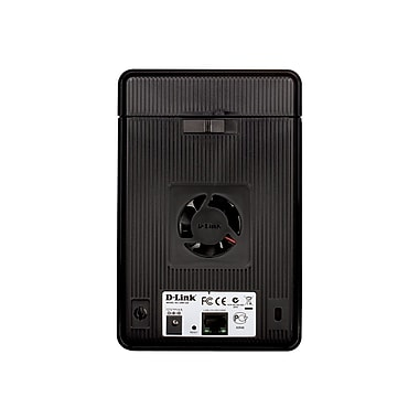 D-Link® DNR-326 2-Bay Professional Network Video Recorder