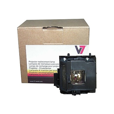 V7® VPL1630-1N Replacement Lamp For Epson EMP-S5, EMP-S6 Projector, 170 W